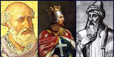 Richard The LionHeart & Saladin Third Crusades