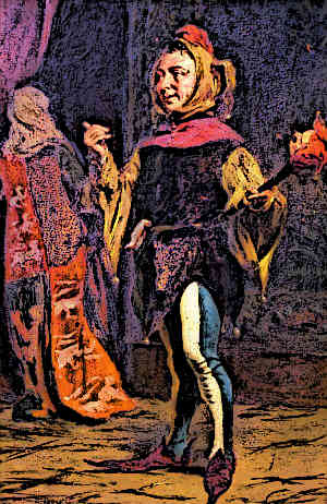 All Things Wildly Considered: Embracing the Folly: Fools ...  Jester Middle Ages Wear