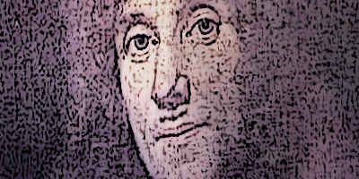 Roger Bacon Portrait