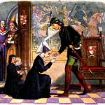 Medieval Kings Edward IV & Lady Elizabeth Grey