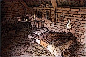 Medieval serfdom Peasants Bed